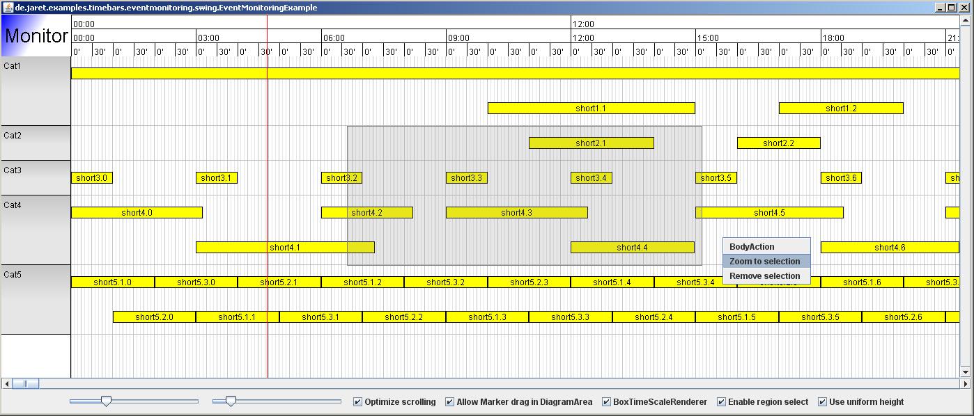 Jaret Timebars Jaret Timebars Screenshots
